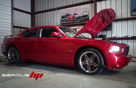 Procharged Charger 580RWHP at Serious HP Hemi Tuning Experts From 46702 Andrews IN