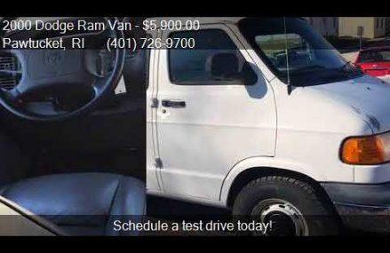 2000 Dodge Ram Van 3500 3dr Extended Cargo Van for sale in P in City 59262 Savage MT