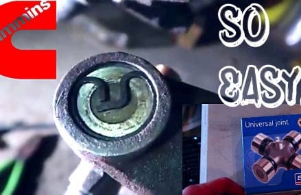 EASIEST WAY TO REPLACE U JOINTS *saves so much time* Local Area 59760 Willow Creek MT