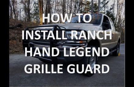 Ranch Hand Legend Grille Guard Install Area Near 65779 Wheatland MO