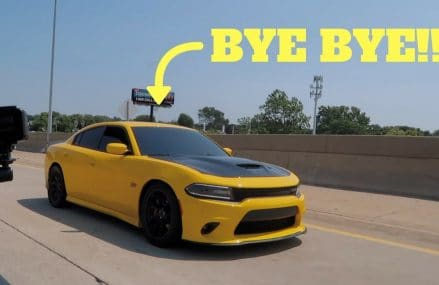 RACED A 392 SCATPACK VS MY '18 MUSTANG GT!! WOW!! Now at 77414 Bay City TX