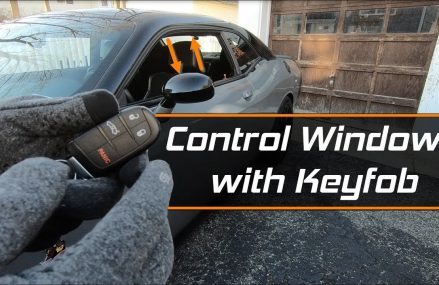 Roll your Challenger windows up/down with your keyfob remote – zAutomotive TaZer Near 12220 Albany NY