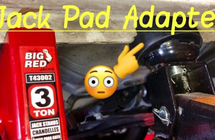 🔴 Best rubber Jack Pad Frame Adapter Review for Pinch Weld Fames Looks Like A Hockey Puck at 12009 Altamont NY