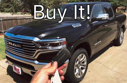 New 2019 Ram Laramie Longhorn In Depth Review and Drive! Best 1/2 Ton Truck! Area Near 14585 West Bloomfield NY