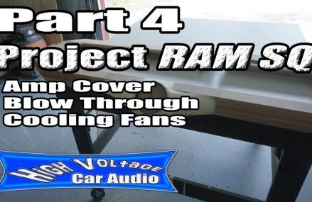 PART 4 – JL AUDIO SQ BUILD IN 2011 DODGE RAM 1500 Around Streets in 57074 Ward SD