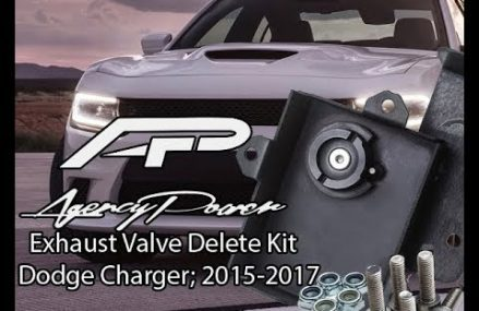 2017 Charger R/T Agency Power Exhaust Valve Delete Kit Near 4330 Augusta ME