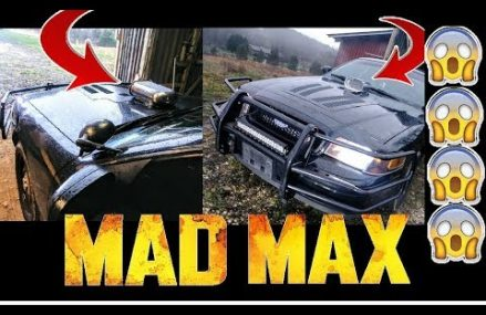 MAD MAX Hilborn Ram Air Scoop on My Crown Vic!! Near 54028 Woodville WI