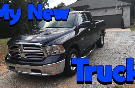 My New Truck! Bought a Dodge Ram Hemi. Work Truck at 31602 Valdosta GA