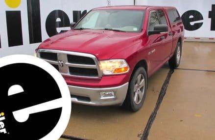 install front mount trailer hitch 2009 dodge ram pickup 65062 – etrail in 39189 Walnut Grove MS