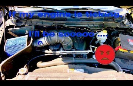 Is my Dodge Ram Hemi ticking, or is it an exhaust leak??? Locally at 7477 Wayne NJ