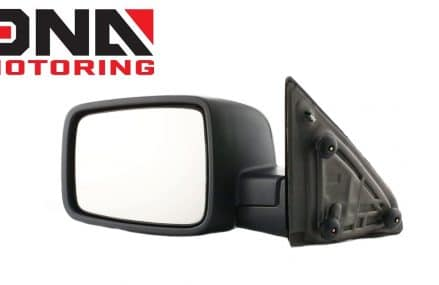09-16 Dodge Ram Black Manual Towing Mirror in City 6133 W Hartford CT