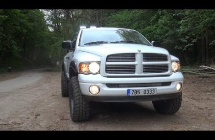 Dodge RAM 1500 5.9 V8 with Magnaflow Mid Pipe & Muffler Delete LOUD Sound! Area Code 55089 Welch MN