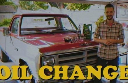 Truck Oil Change!  (Dodge Ram D150) in City 94130 San Francisco CA