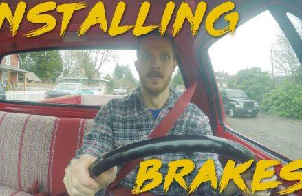 Installing Truck Brakes! (Dodge Ram D150) in City 39885 Sasser GA