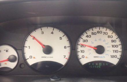 Dodge Stratus Crash, Los Angeles 90072 CA