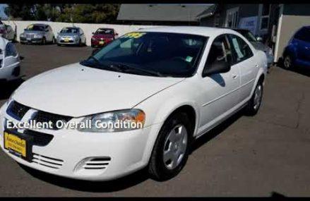 Dodge Stratus Sale, Oklahoma City 73127 OK