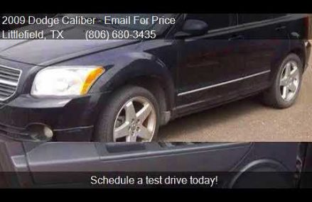 Dodge Caliber R/t in Southmayd 76268 TX USA