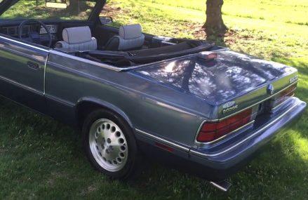 Dodge Stratus Convertible – Saint Paul 55105 MN
