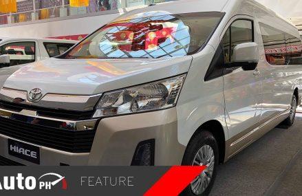 2019 Toyota Hiace GL Grandia Tourer – Exterior & Interior Feature (Philippines) in Lubbock 79409 TX