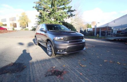2019 Dodge Durango R/T AWD | Granite | KC525494 | Redmond | Seattle | Fayetteville North Carolina 2018