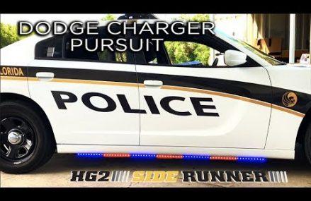 HG2 Emergency Lighting | UCF Police Dodge Charger Lighting Package Around Zip 42323 Beechmont KY