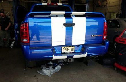 Dodge Ram SRT 10 comp cam, Belanger headers ported heads in City 78959 Waelder TX