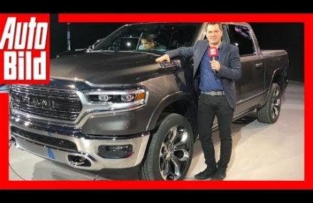 Dodge RAM 1500 (NAIAS 2018) Details/Erklärung in City 66547 Wamego KS