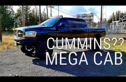 ***I BOUGHT A MEGA CAB DODGE(DURAMAX SWAP?)*** Found at 91499 Van Nuys CA
