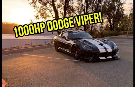 Dodge Viper History in Gresham Motorsports Park, Georgia 2018