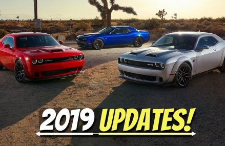 What's New for the 2019 Dodge Challenger Lineup? –  Refreshed Models, Extra Power, Prices, & MORE! From 21402 Annapolis MD