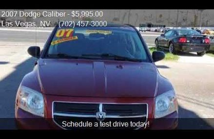 Dodge Caliber Rt Awd From Gonzales 78629 TX USA