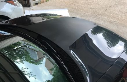 2018 Dodge Charger ScatPack Ep. 24: Matte Black Hood Wrap Within Zip 87154 Albuquerque NM