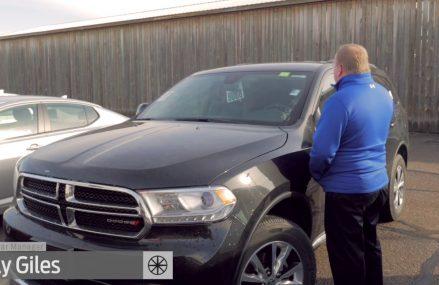 2016 Dodge Durango Limited SUV  2A180230 Las Vegas Nevada 2018