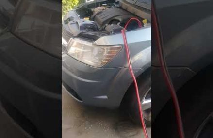 How I fix my 2010 Dodge Journey starting problem Near Moreno Valley 92553 CA