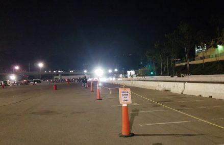 2018 Dodge Durango SRT vs Audi S5 or RS5 SDCCU stadium pt 1 Washington DC 2018
