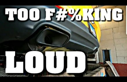 MY HELLCAT IS WAY TO LOUD! MID MUFFLER DELETE! Now at 29620 Abbeville SC