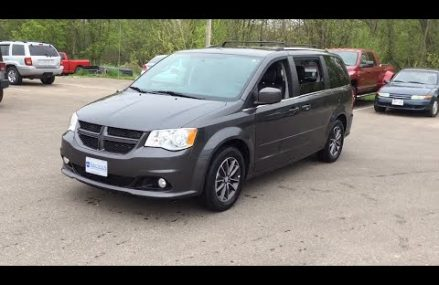 2017 Dodge Grand Caravan Arcadia, Whitehall, Independence, Fountain City, WI, Winona, MN 18-1011 For Manchester 6040 CT