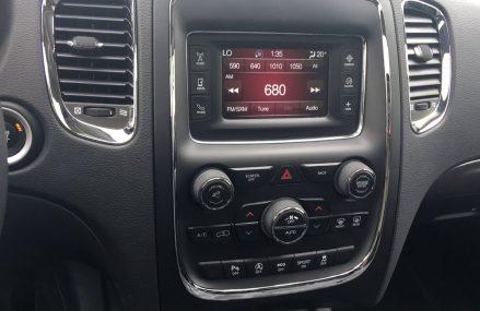 2017 Dodge Durango GT Interior Omaha Nebraska 2018