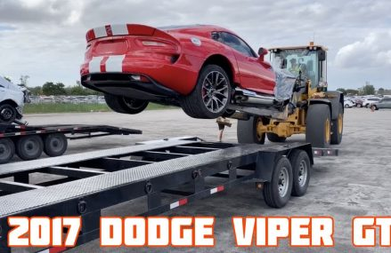 Dodge Viper Youtube at Lanier National Speedway, Braselton, Georgia 2018