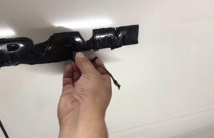 Duplicolor ez peel custom wrap paint on emblems Near 97544 Williams OR