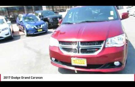 2017 Dodge Grand Caravan P18323R Local Millington 38083 TN
