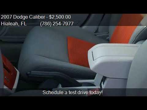 Dodge Caliber Sxt 2007, 2019 DODGE Caliber Lubbock 79491 TX