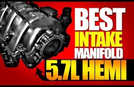 BEST 5.7L Hemi Intake Manifold UPGRADE! Many Of You Are Right… Fontana California 2018