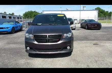 2015 Dodge Grand Caravan SXT From Madison 53785 WI