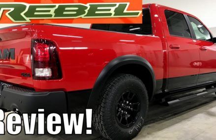 2018 Ram Rebel Review! From 67207 Wichita KS