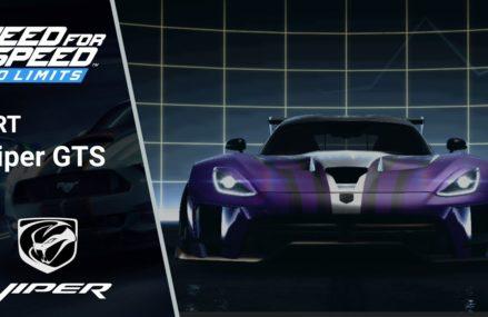 Dodge Viper Need For Speed Location Birmingham International Raceway, Birmingham, Alabama 2021