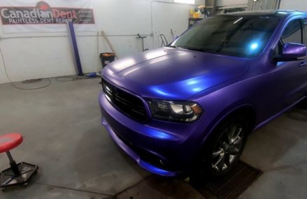 Wrap #3 Crazy Purple Durango DONT MISS OUT!! Fayetteville North Carolina 2018