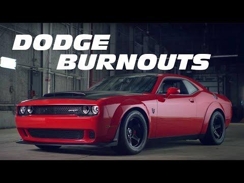Dodge Viper Burnout, Wisconsin International Raceway, Kaukauna, Wisconsin