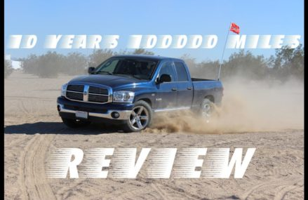 My 2008 Dodge Ram 10 Year 100000 Mile Review Area Code 20336 Washington DC
