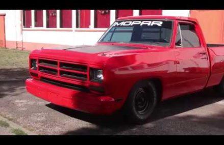 1986 Dodge RAM D150 / V8 318cui / Mopar for Sale Zip Area 39478 Sandy Hook MS